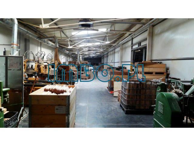Завод по изготовлению деревянных ножек для мебели Икеа 4500 зл в месяц - 2