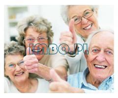 Опекунка в пансионат для престарелых