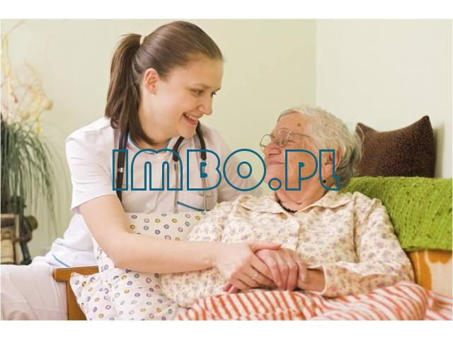 Опекунки в пансионат для престарелых - 1