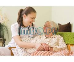 Опекунки в пансионат для престарелых