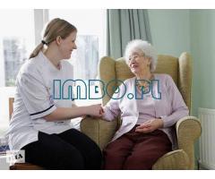 Опекунка в дом престарелых