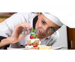 Кухарка в ресторанно -гостиничный комплекс