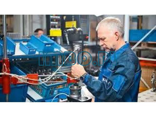Работа на заводе по производству компрессоров - 1