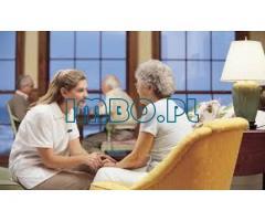 Требуется сиделка в дом престарелых