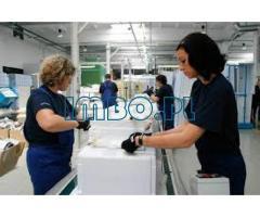 Заводу по производству посудомоечных машин требуются сотрудники