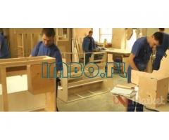 Столяр на мебельное производство