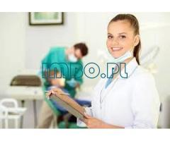 Работа ассистентом стоматолога в Шленском воевудстве