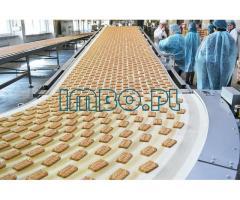Упаковка печенья при ленте. Работа для женщин