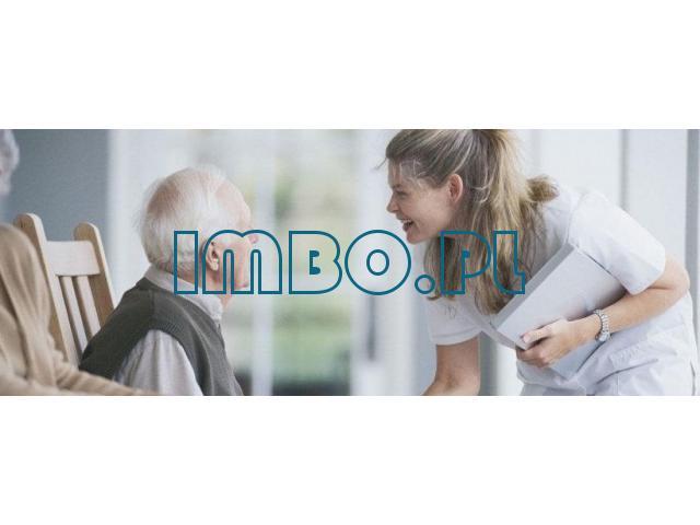 Opiekunka nad osobami niepełnosprawnymi - 1
